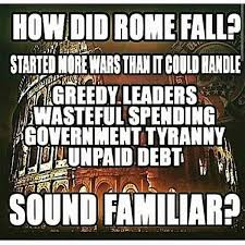EXACTLY What Ancient Rome and The USA Have in Common [MEME]   The ... via Relatably.com