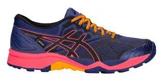 Купить женские <b>кроссовки Asics Gel-FujiTrabuco 6</b> G-TX W ...