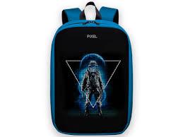 Купить <b>Рюкзак</b> с LED-дисплеем <b>Pixel</b> Max недорого в интернет ...