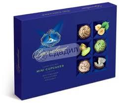 <b>Набор конфет Вдохновение Mini</b> Cupcakes 165 г — Едадил