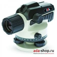 <b>Нивелир оптический ADA RUBER</b>-Х32 А00121 - Оптические ...