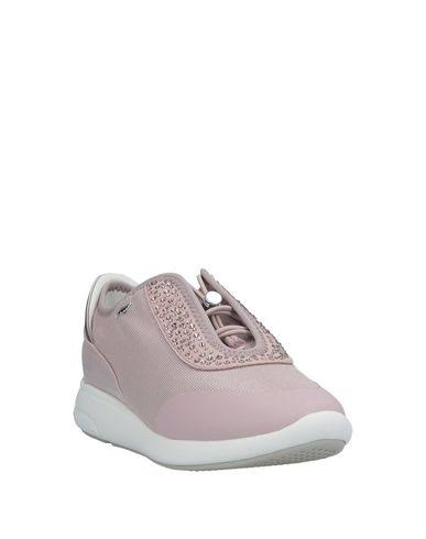 Donna Pastel tessili Fibre Low Geox Pink topsSneakers yY6Ib7gvf