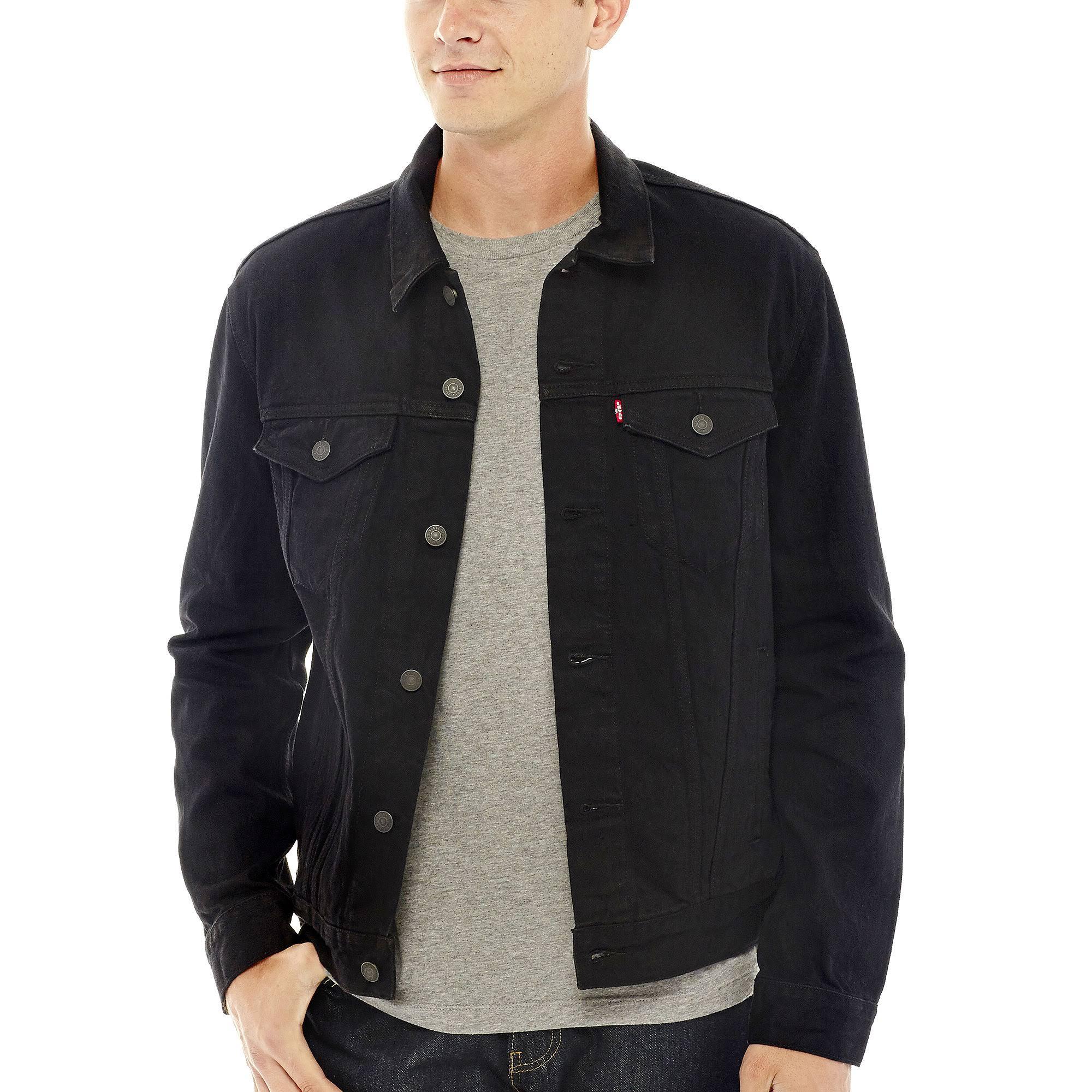 Levi's Jacket Berkman Trucker Herren Xl wwUr5qC