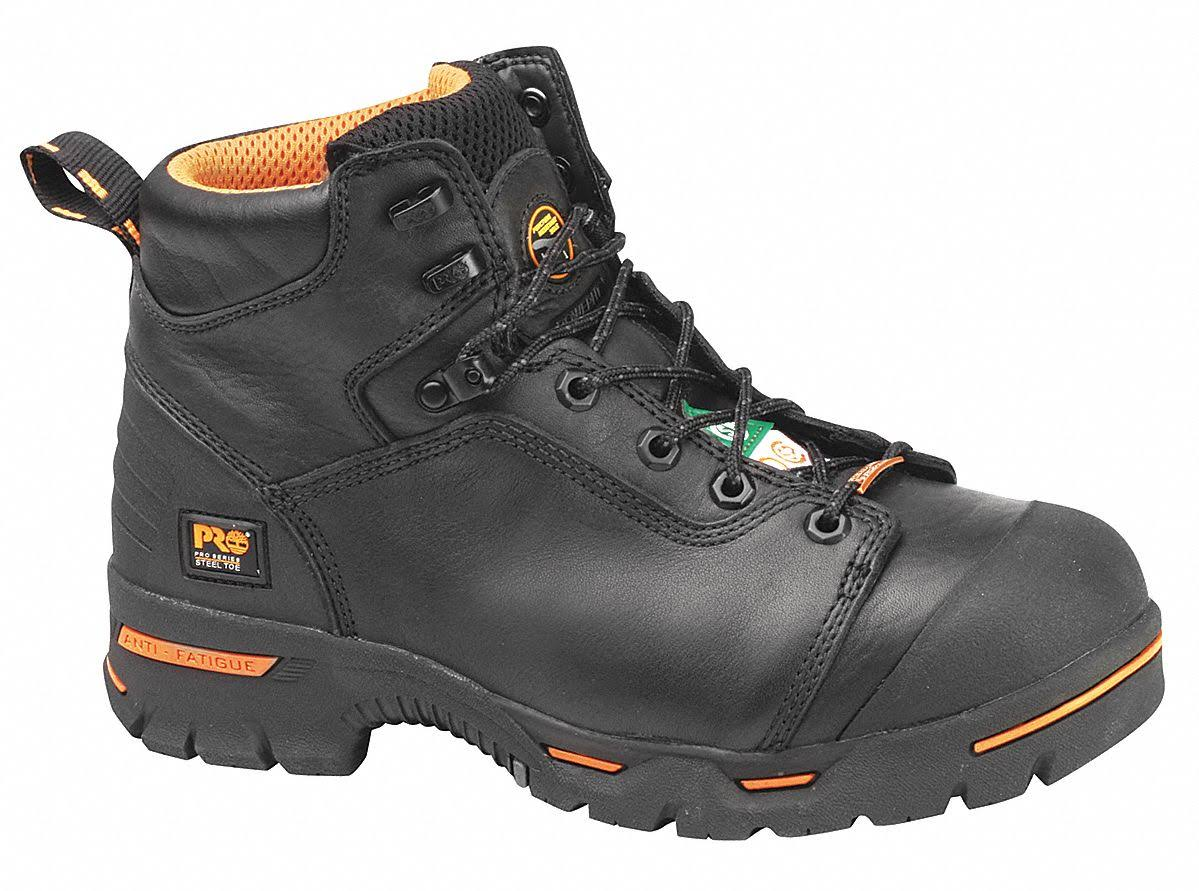 Timberland Resistant 12 Men's Boots Black Toe Endurance Lehigh Work Pro Puncture Fit Waterproof Size Steel Custom Me Safety XPwdzq