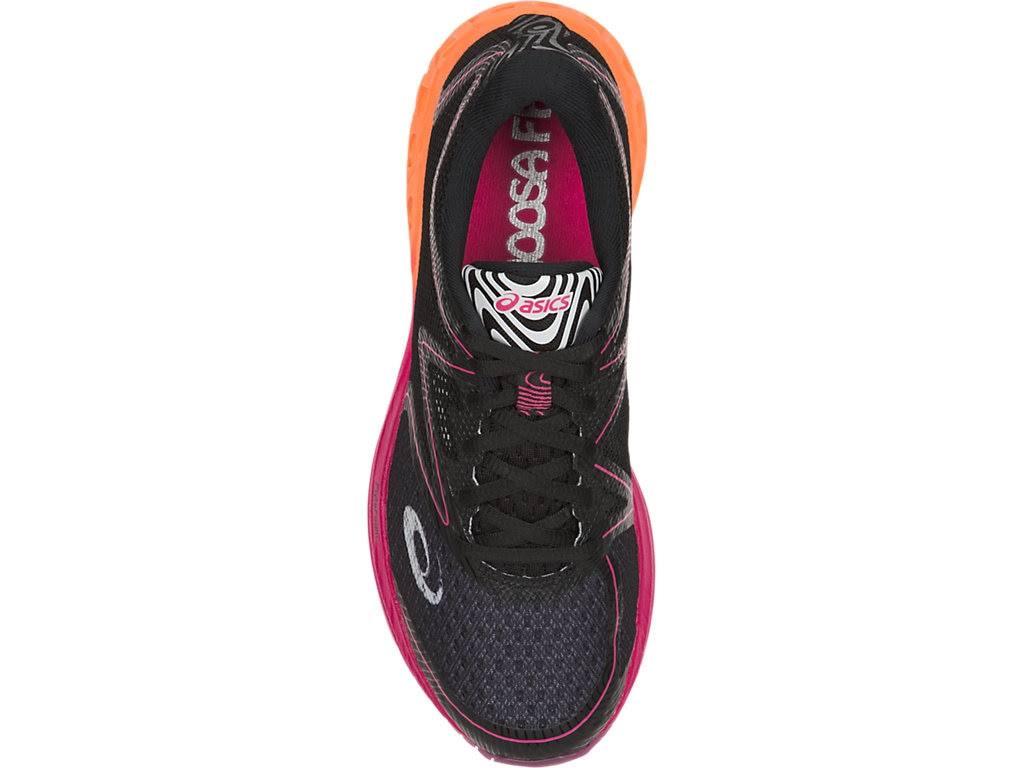 Asics Ff Hardloopschoenen Zwart Dames pink Noosa vnwON0m8