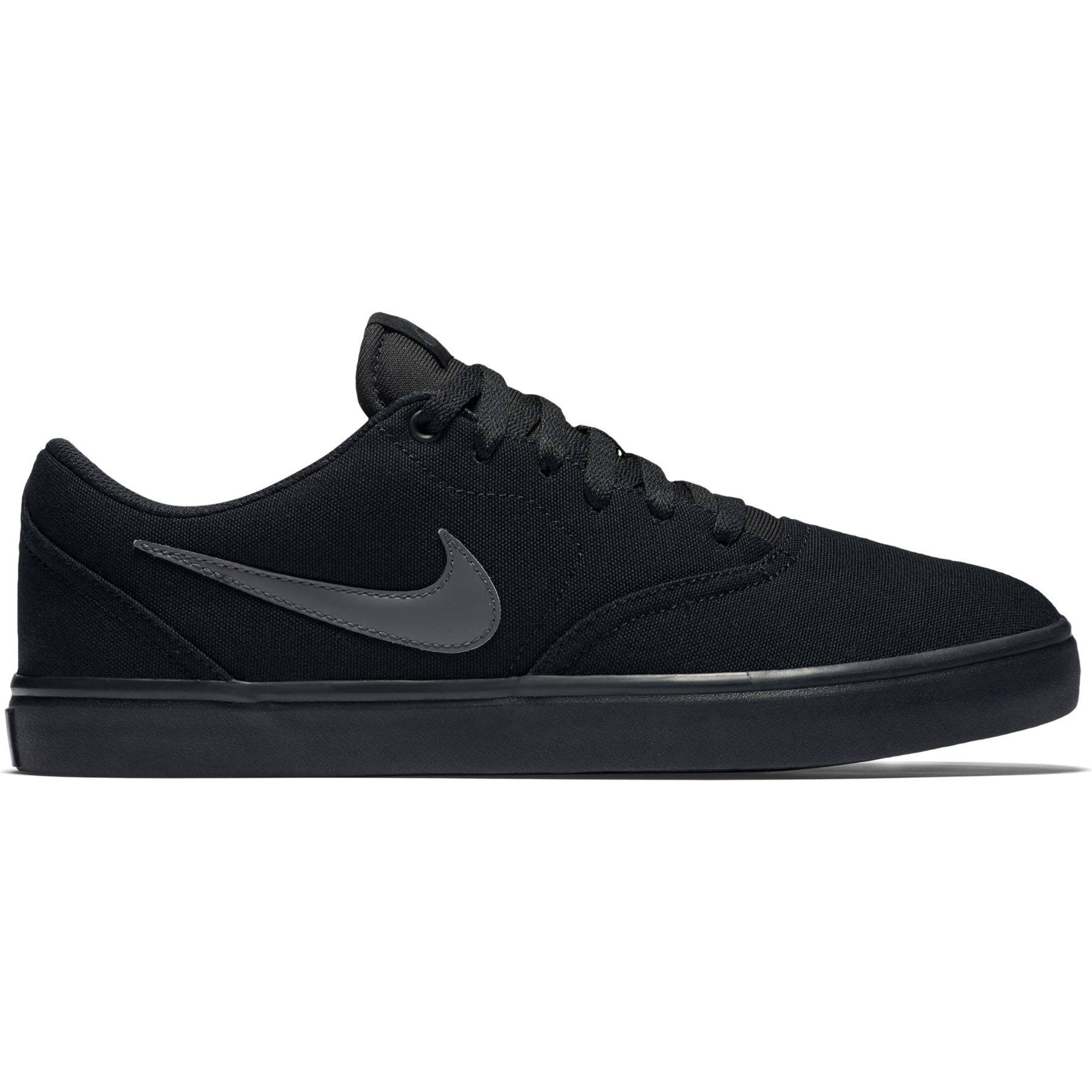 Nike SB Check Solar Canvas Black/Anthracite