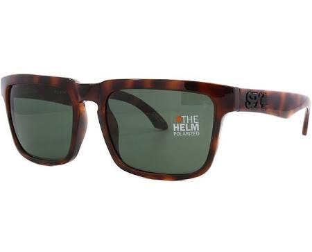 Helm Spy Grey Tort Tortoise Green Classic Sunglasses 1ddfprqw