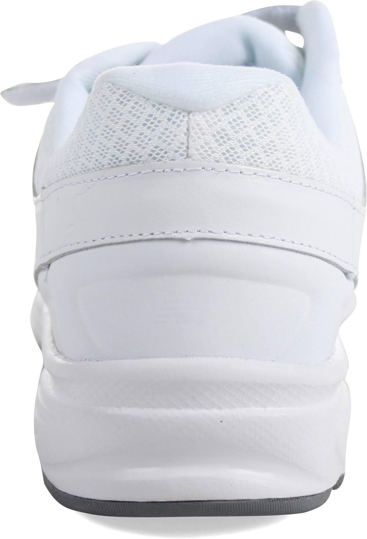 Blanco 10 Balance Mw411ht2 5 New Hombre Para Caminar 4e Zapatillas q1xY06tw