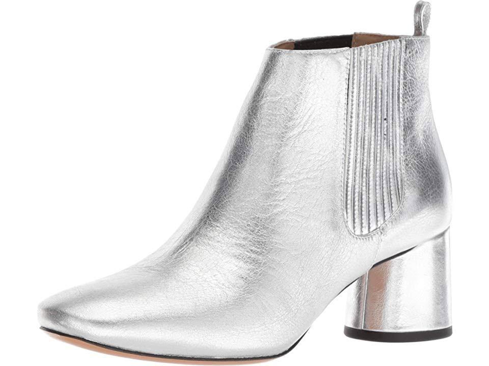 Boots Jacobs Chelsea Marc Rocket Silver wU16nqnRIx