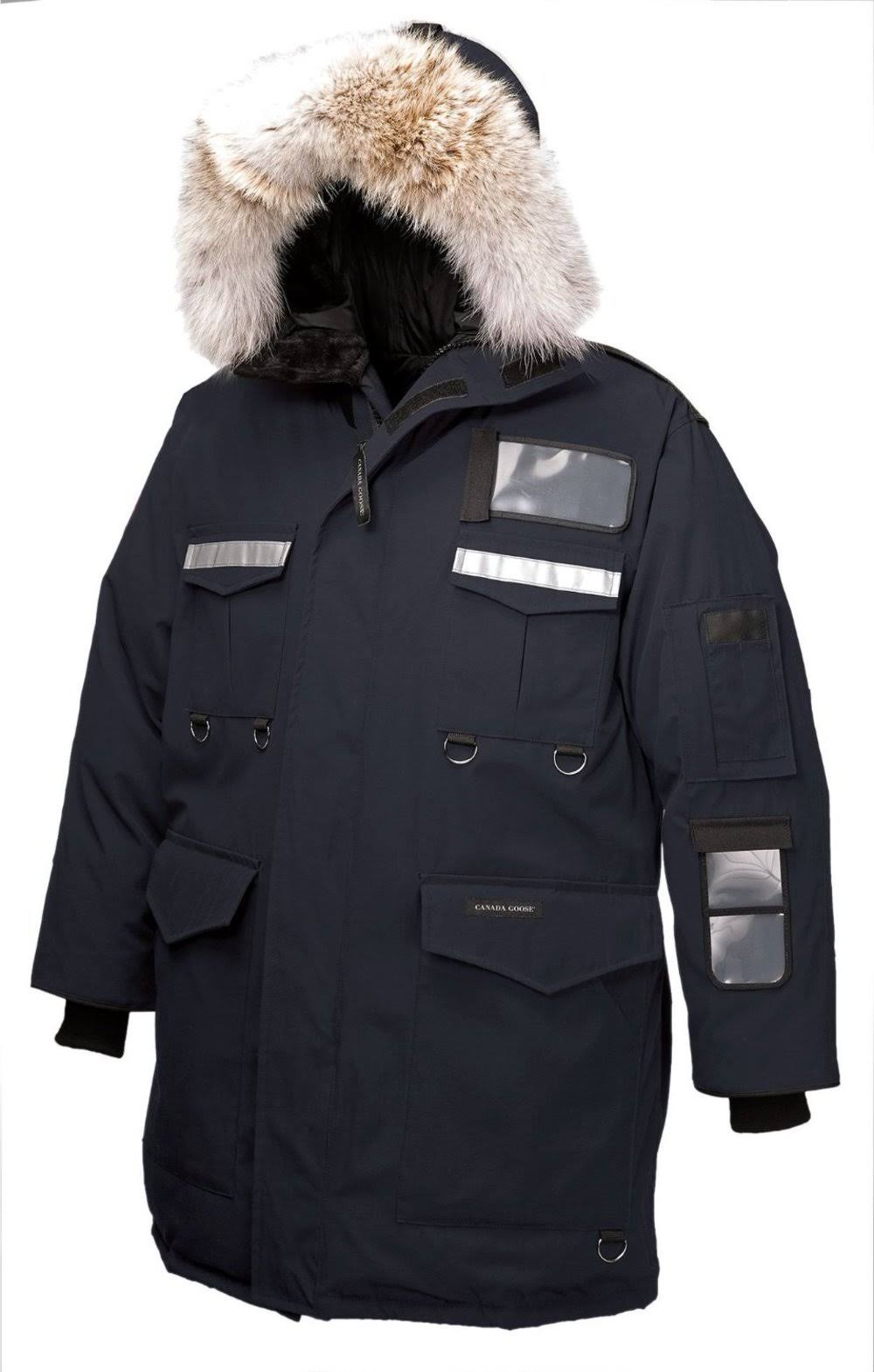 Marino Marino Resolute Parka Canada Down Goose Azul RqZC1