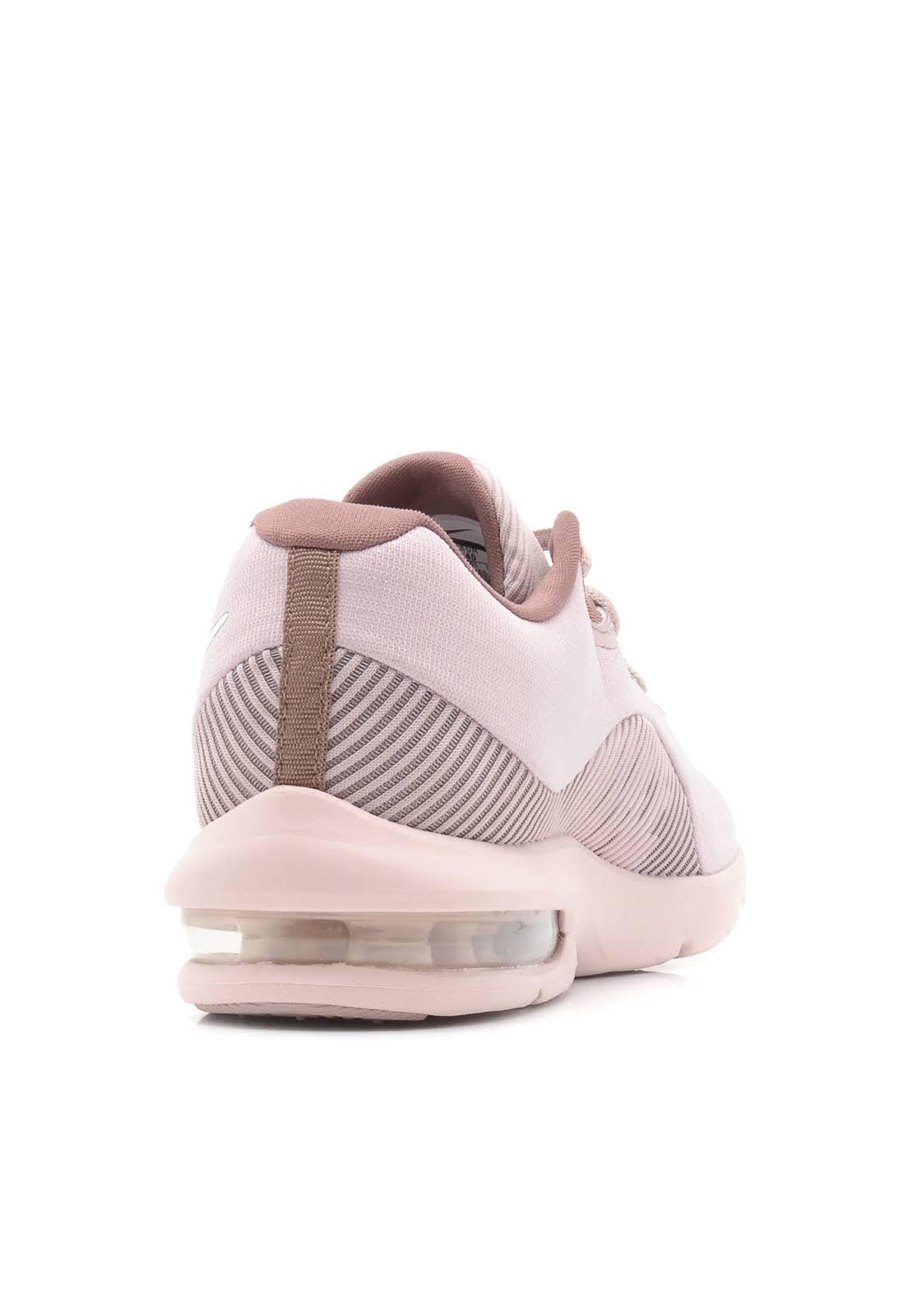 Rosa Advantage Max Tênis Nike Bege Air 2 Feminino ZWqa1wp