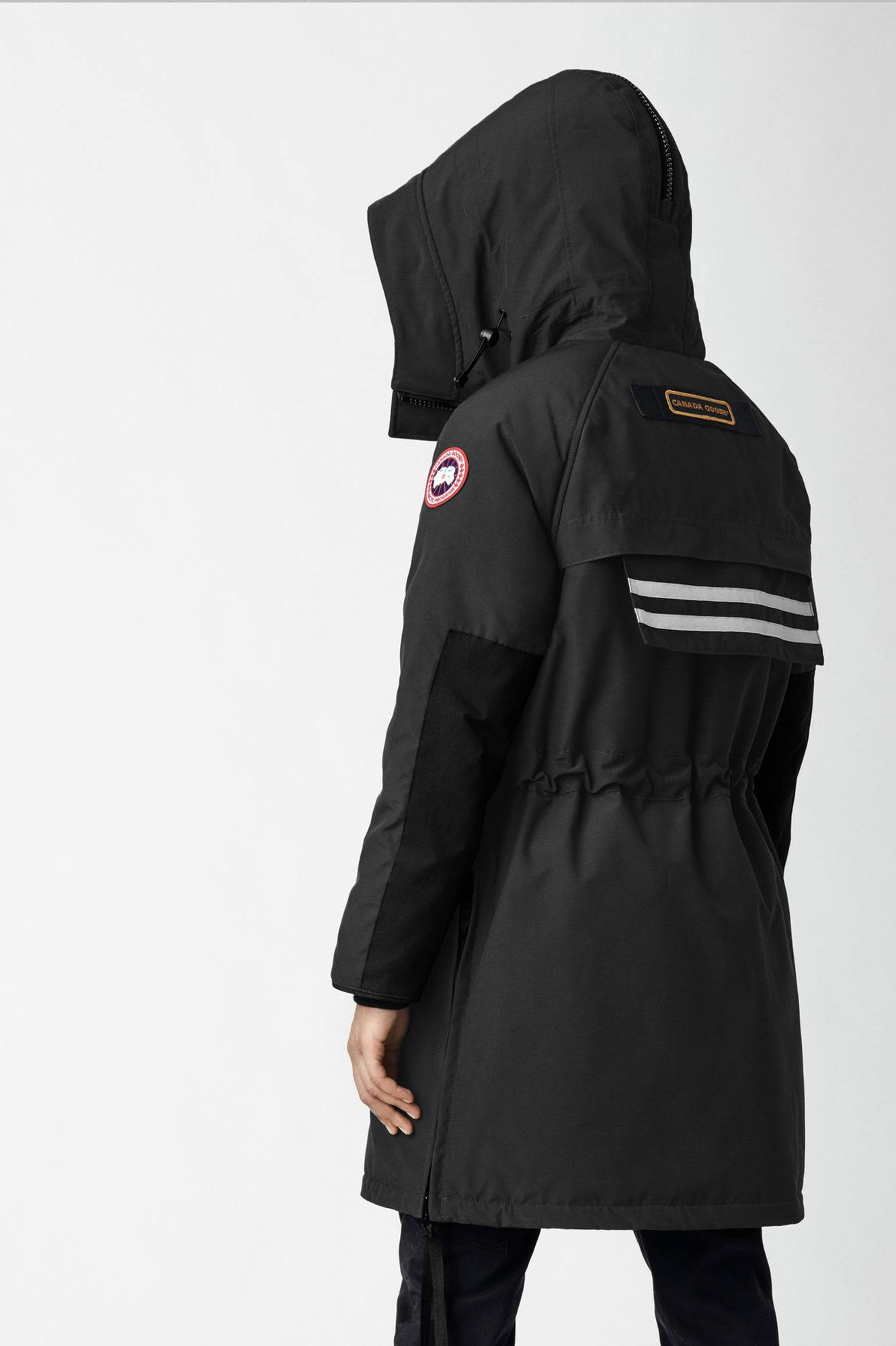 pequeña Parka Para Mujer Olympia Goose Canada 0 Negro Talla Down X xAw8UWH