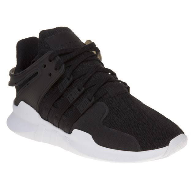 Adv Black Adidas Trainers Eqt Support Pw8n0Ok