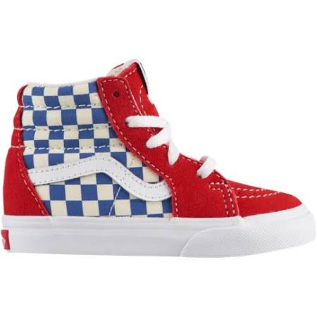 Boys hi Toddler Blue Sk8 Size Shoes Vans 8 True red Vn0a3tfxu8h pfqn4FwW