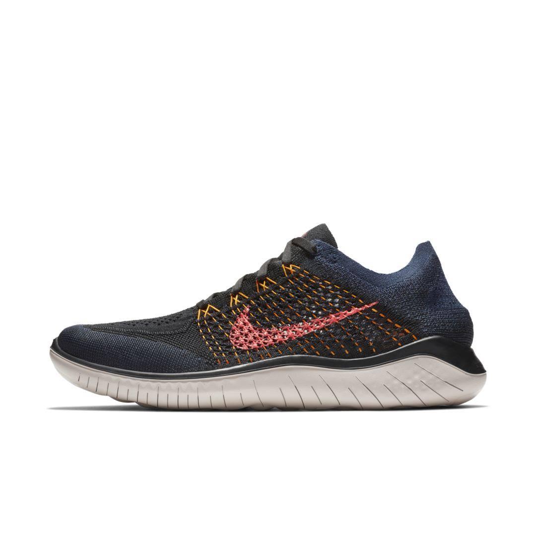 Taglia Nike 2018Scarpe da Rn Flyknit 6 corsa Free Nero da uomo CEQrdoxWBe