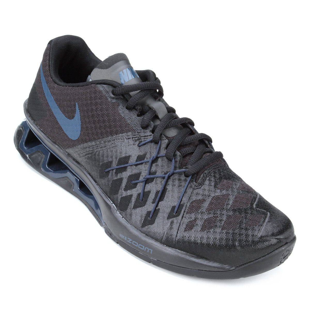 Lightspeed Reax azul Masculino Tênis Nike Preto Azul 2 Preto zUqnwv7