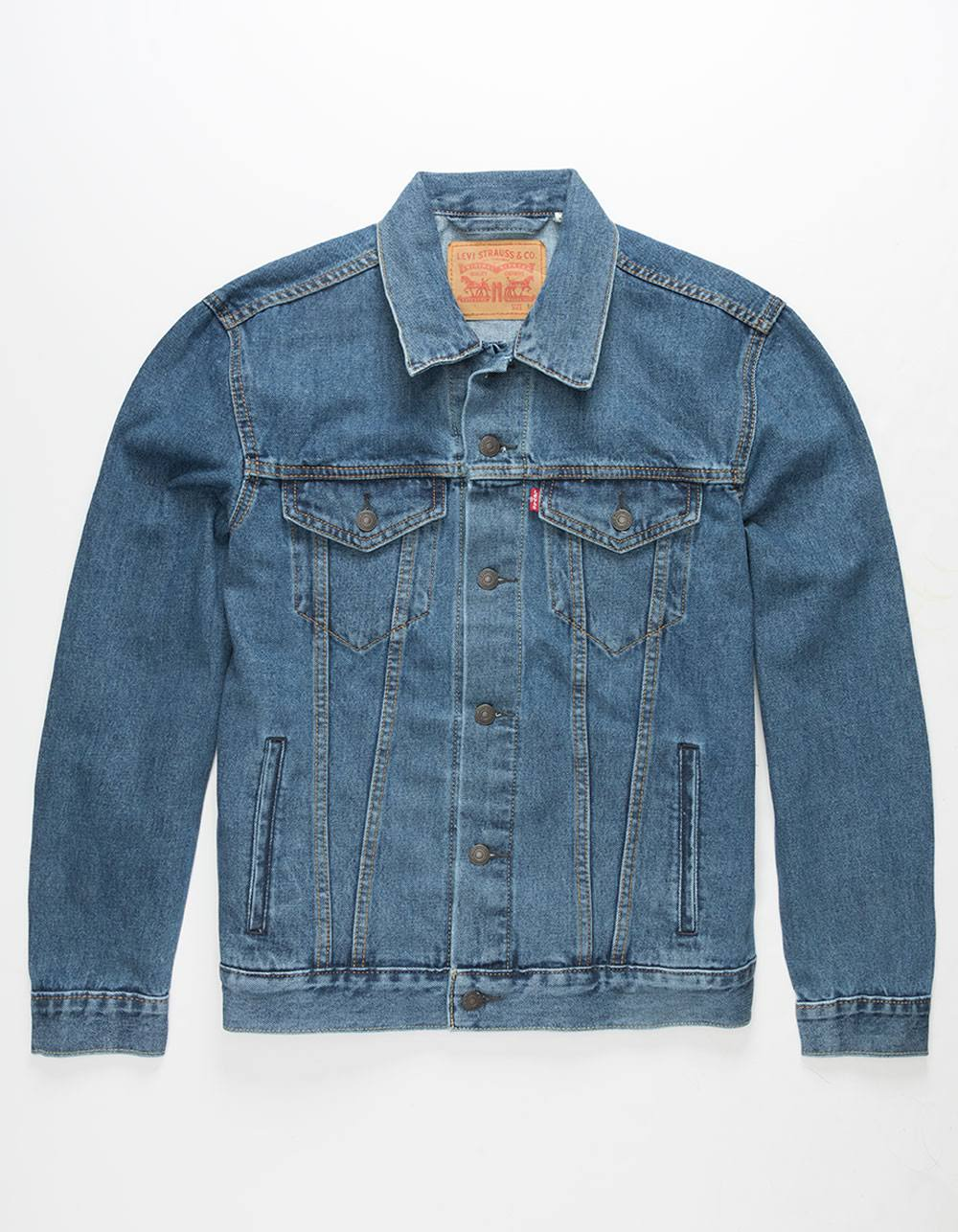 Men's Levi's The Trucker Trucker Jacket Jacket Levi's The Levi's Men's The Trucker Men's Iq1SUS