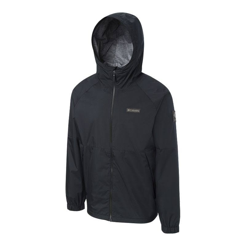 Halvetia Heights Herrenjacke Columbia Groß Schwarz 6qn46xRd