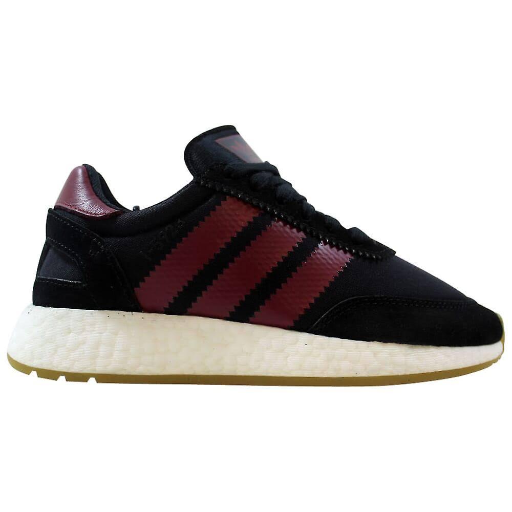 Adidas I-5923 Black/Burgundy-White B37946 Men's Size 4