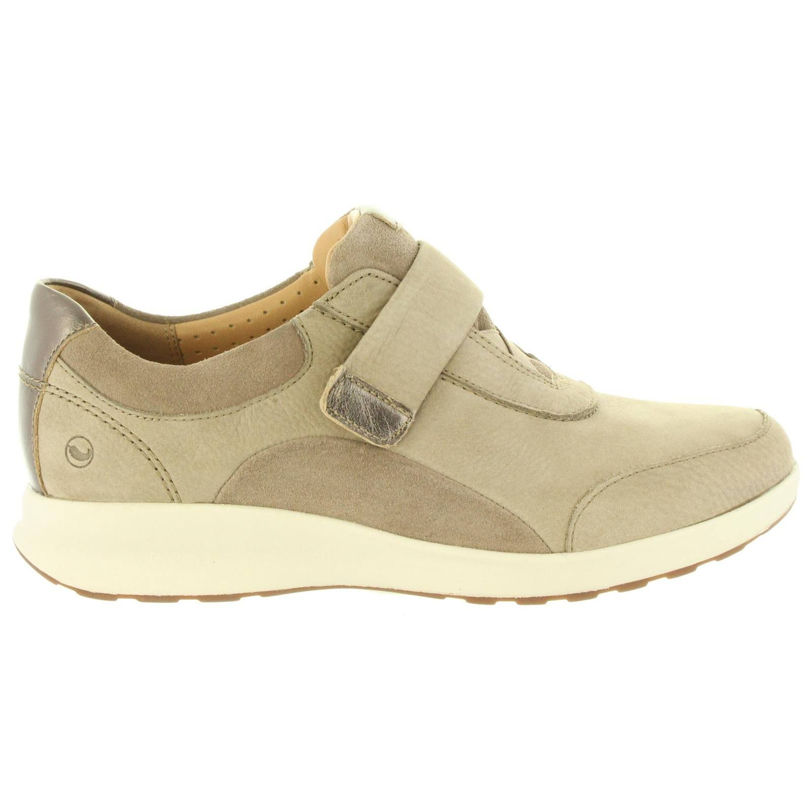 Pebble Sneakers Clarks Adorn top Damesschoenen Low Lo Un mnN8w0