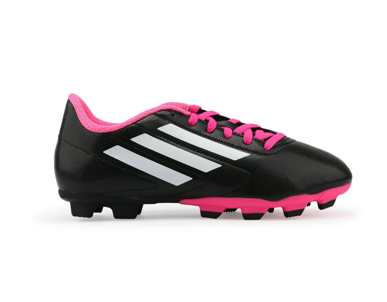 Botín Kids Conquisto Para Rosa Negro De Exterior Adidas 1 Fútbol B25593 YzZWEYqwrX