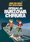 Operacja Burzowa Chmura - Jorn Lier Horst - książka