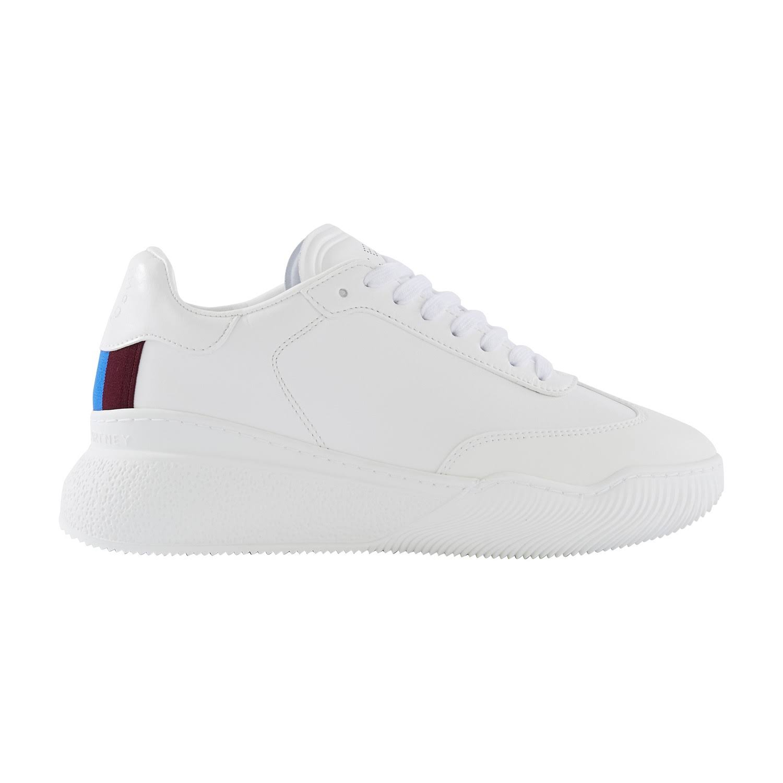 Stella McCartney - Loop Sneakers, Women , White