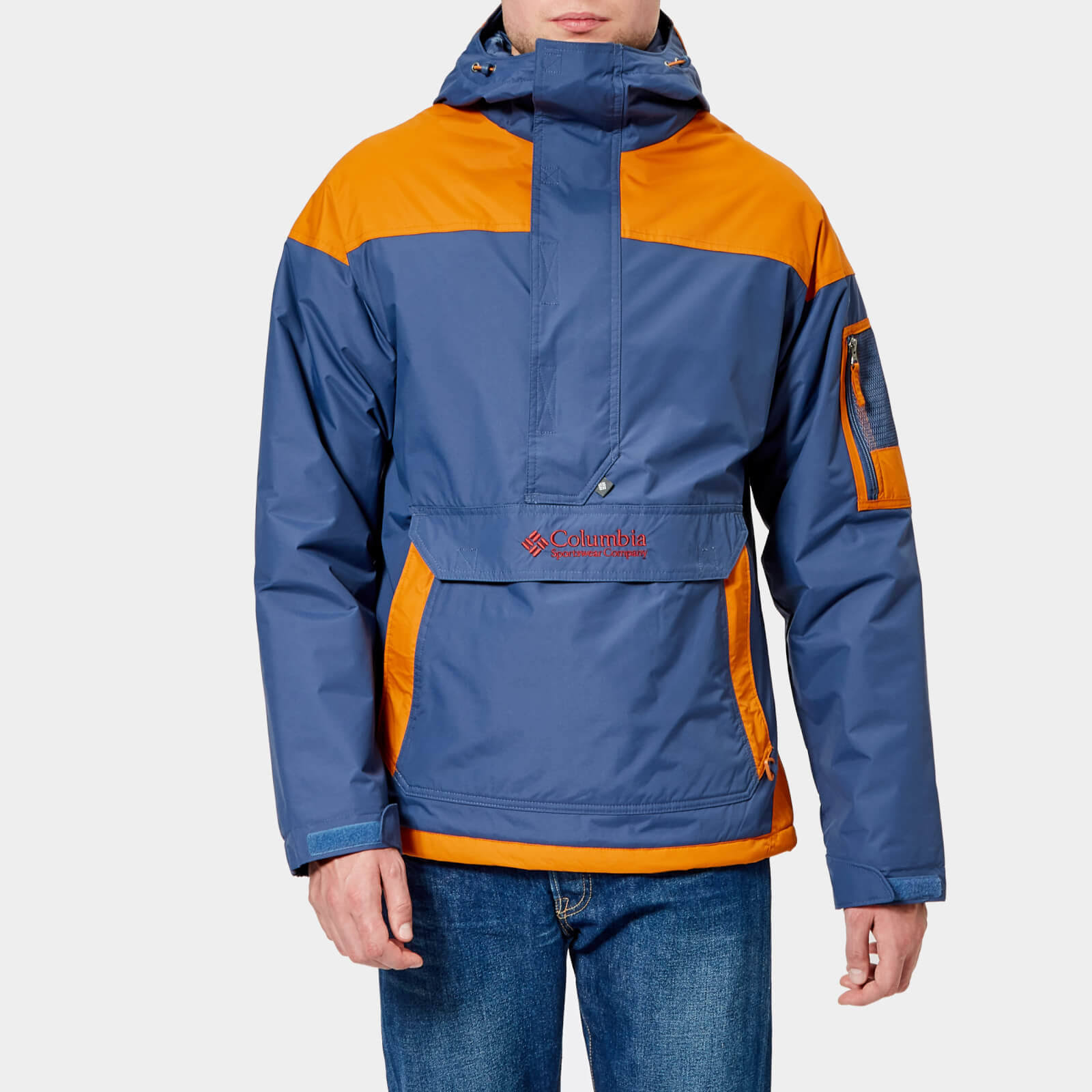 Mountain Cobre Brillante Azul Sudadera Dark Naranja Challenger Xl Columbia wZFqBBI0Y