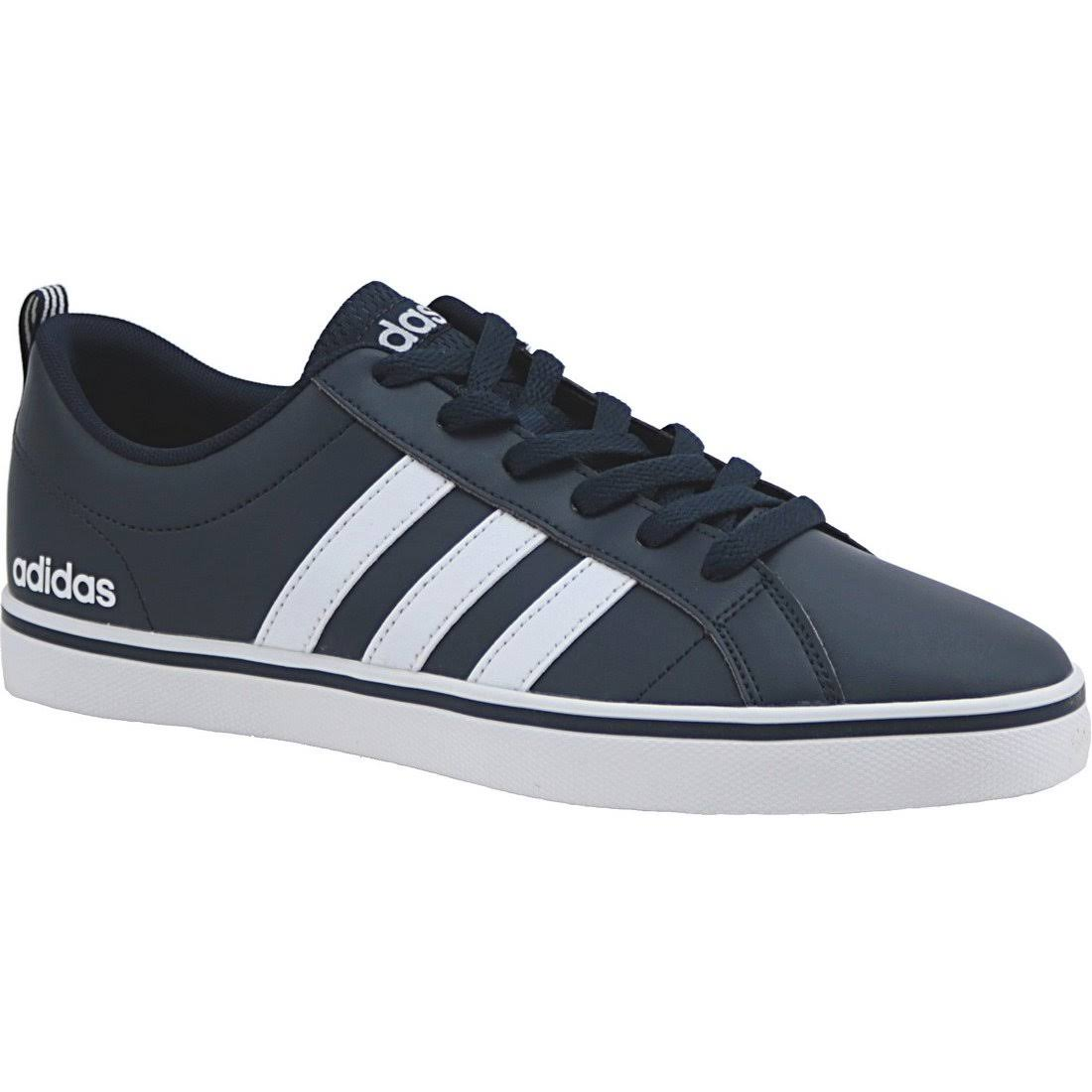 (10.5) Adidas VS Pace B74493 Mens Navy Blue sports shoes