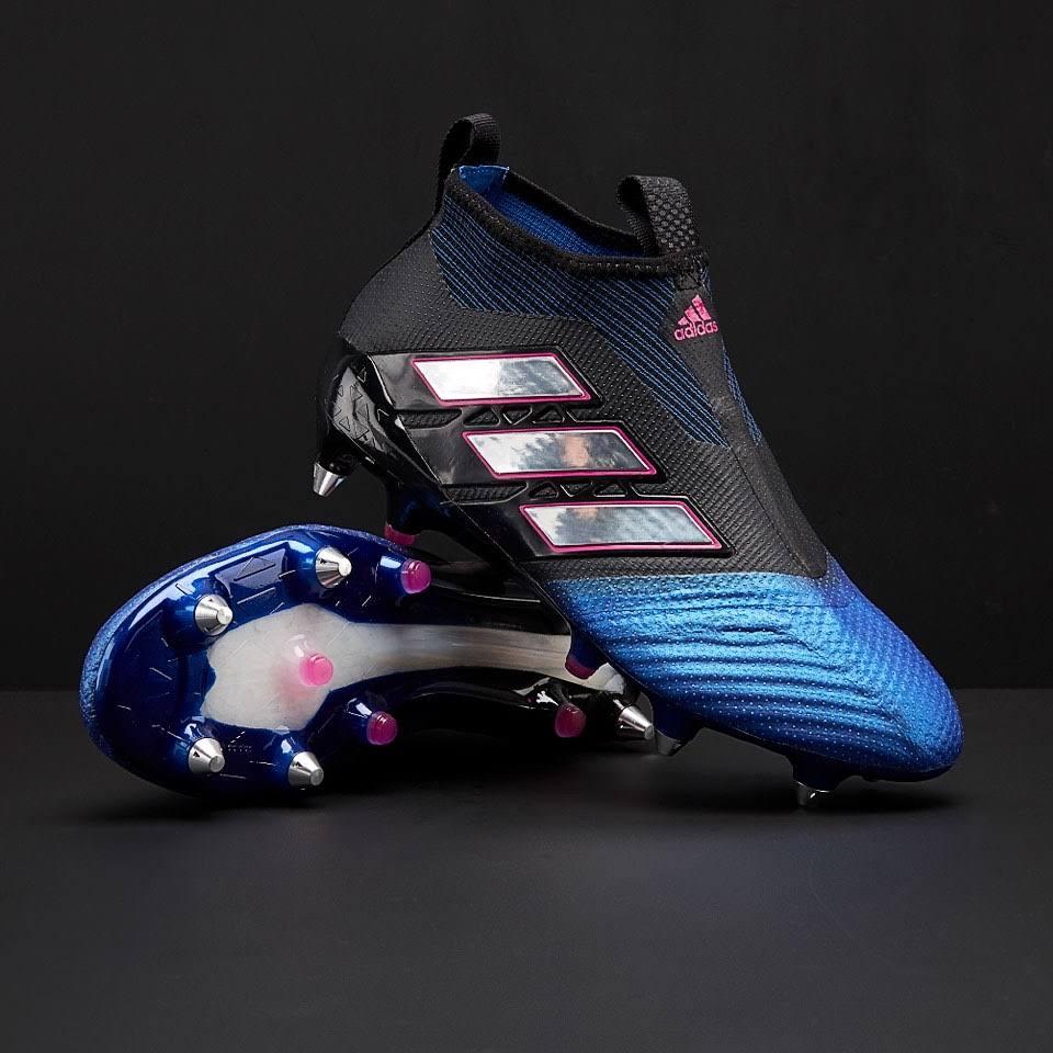 Niebieski Ace Purecontrol Różowy 17 Czarny Adidas XwOZq