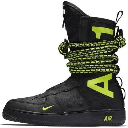 Boot black Sf Nike High 1 Black 7 Size Air Force Men's TwwqYzO