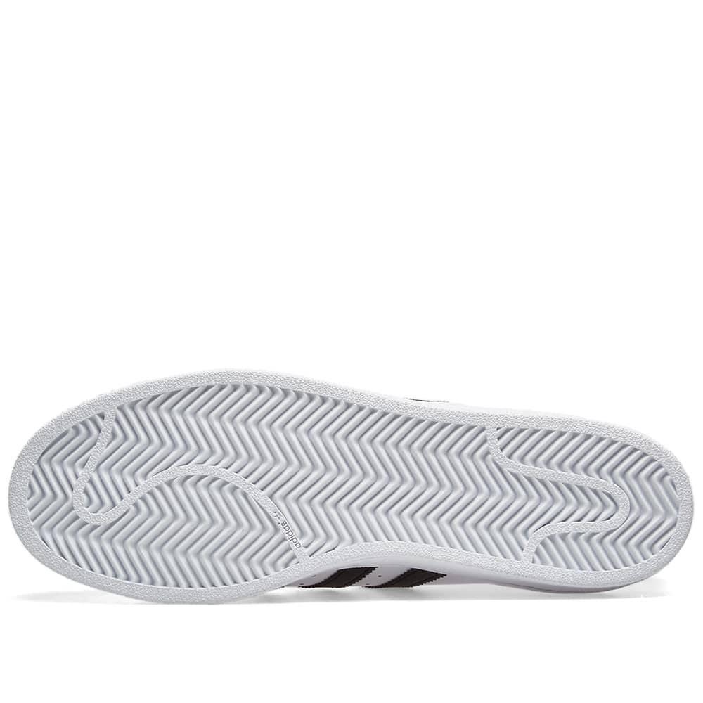 11 0 White Superstar Size Sneakers White Adidas amp; Black Originals qnXCYg