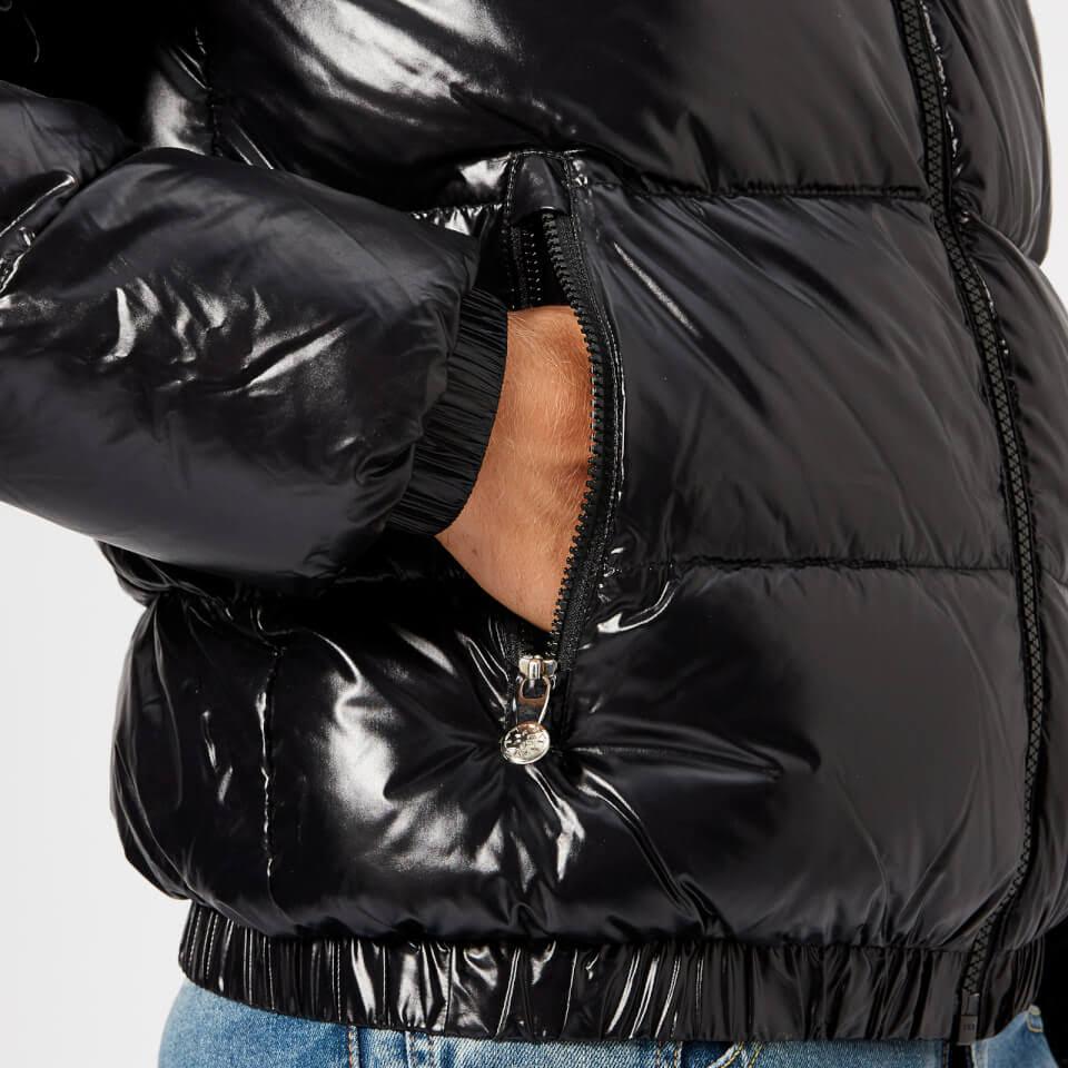 Tamaño Coat Vintage Pyrenex En Negro Xl Puffa Mythik Acolchado xPgPqwBR0