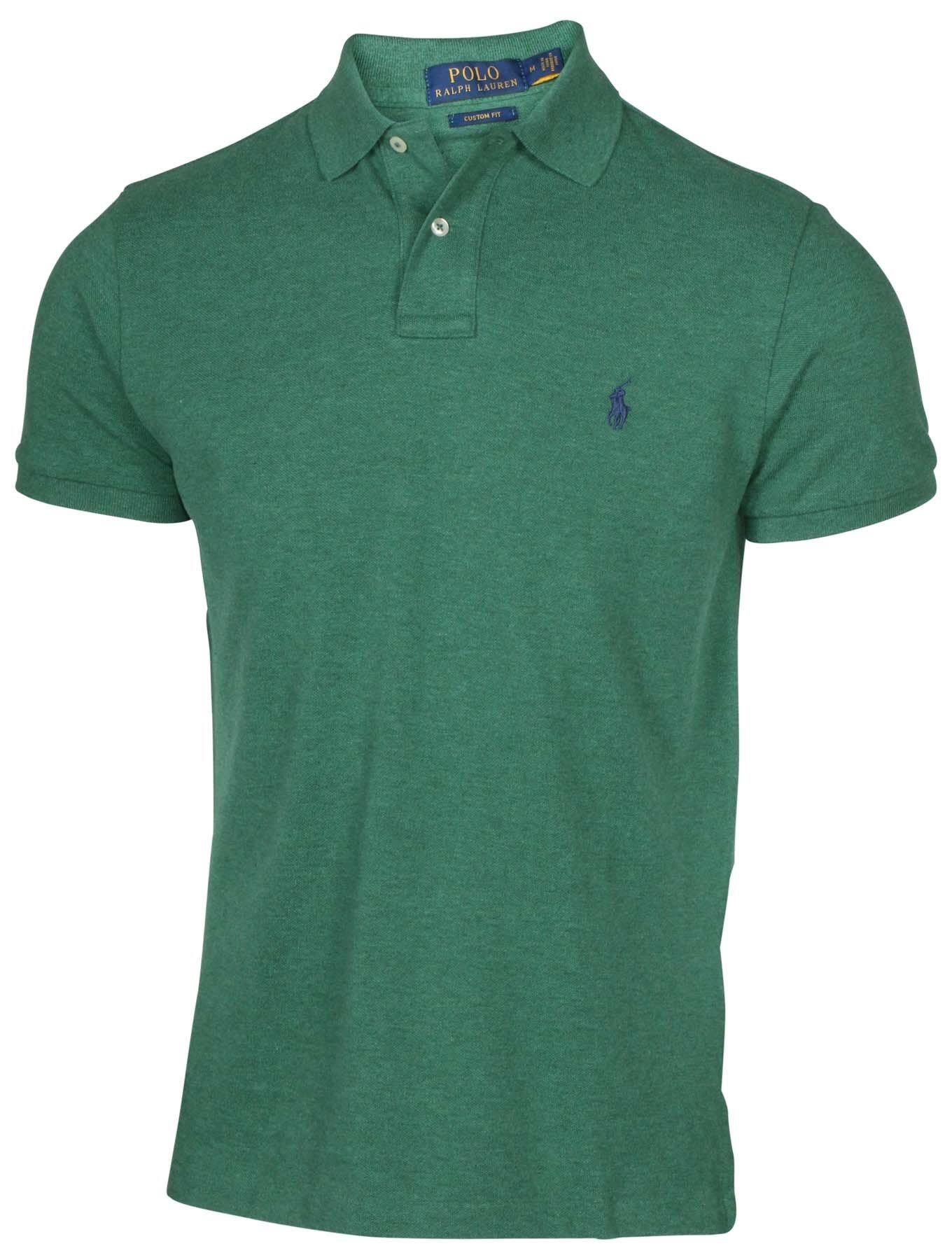 De Personalizado Polo Tamaño Ajuste Lauren Con Para Verde Pony Xxl Hombre Ralph Camiseta xSqSt01a
