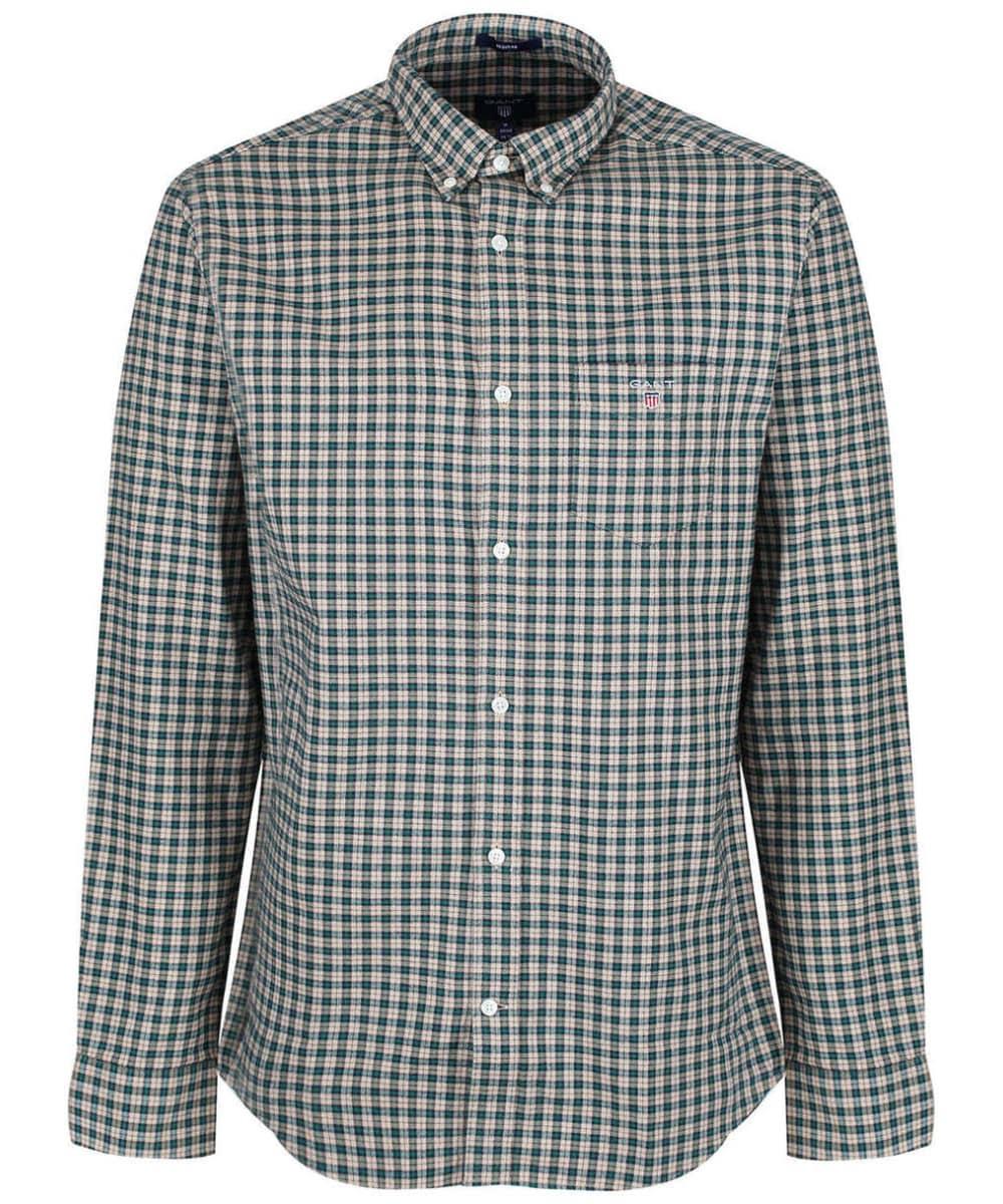 Oxford Check Für Shirt Xxl Herren Gant Putty wZ7xqw