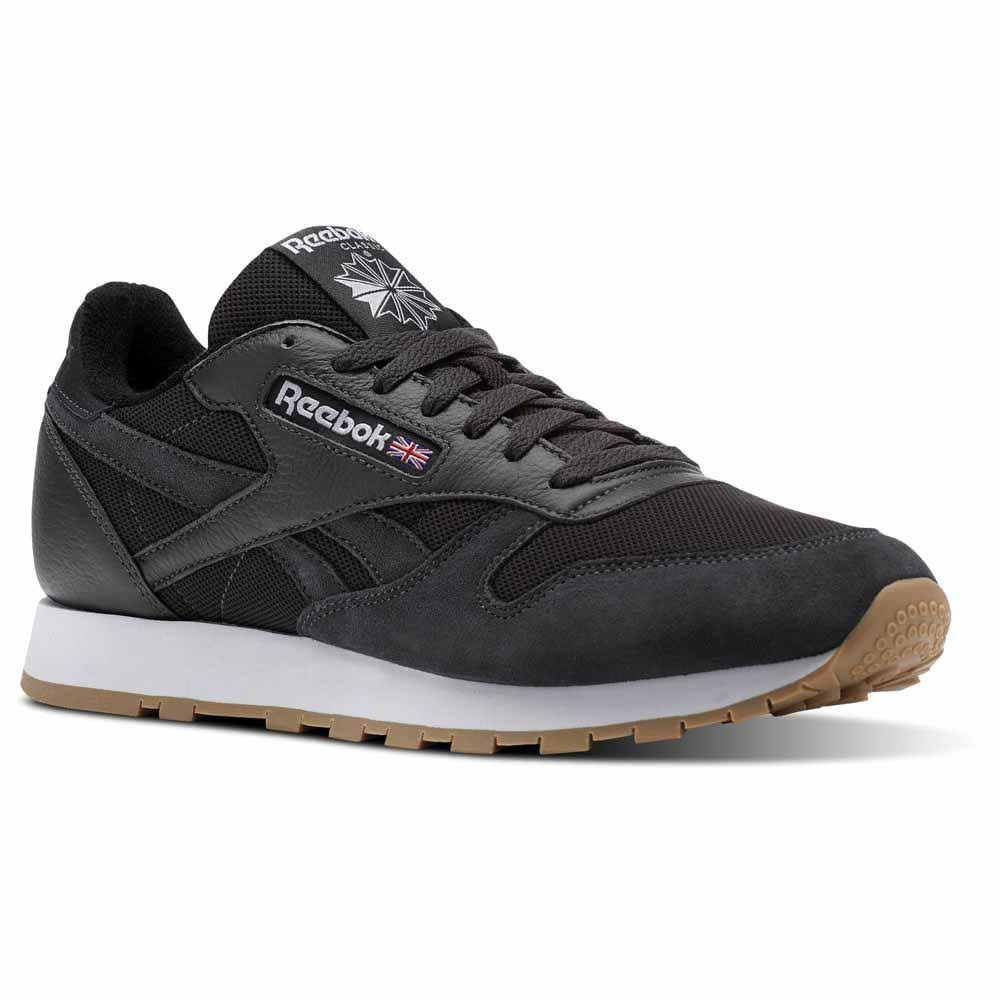 Blanco Us Leather Reebok Classics Coal Mu 12 5nFPtYx8P
