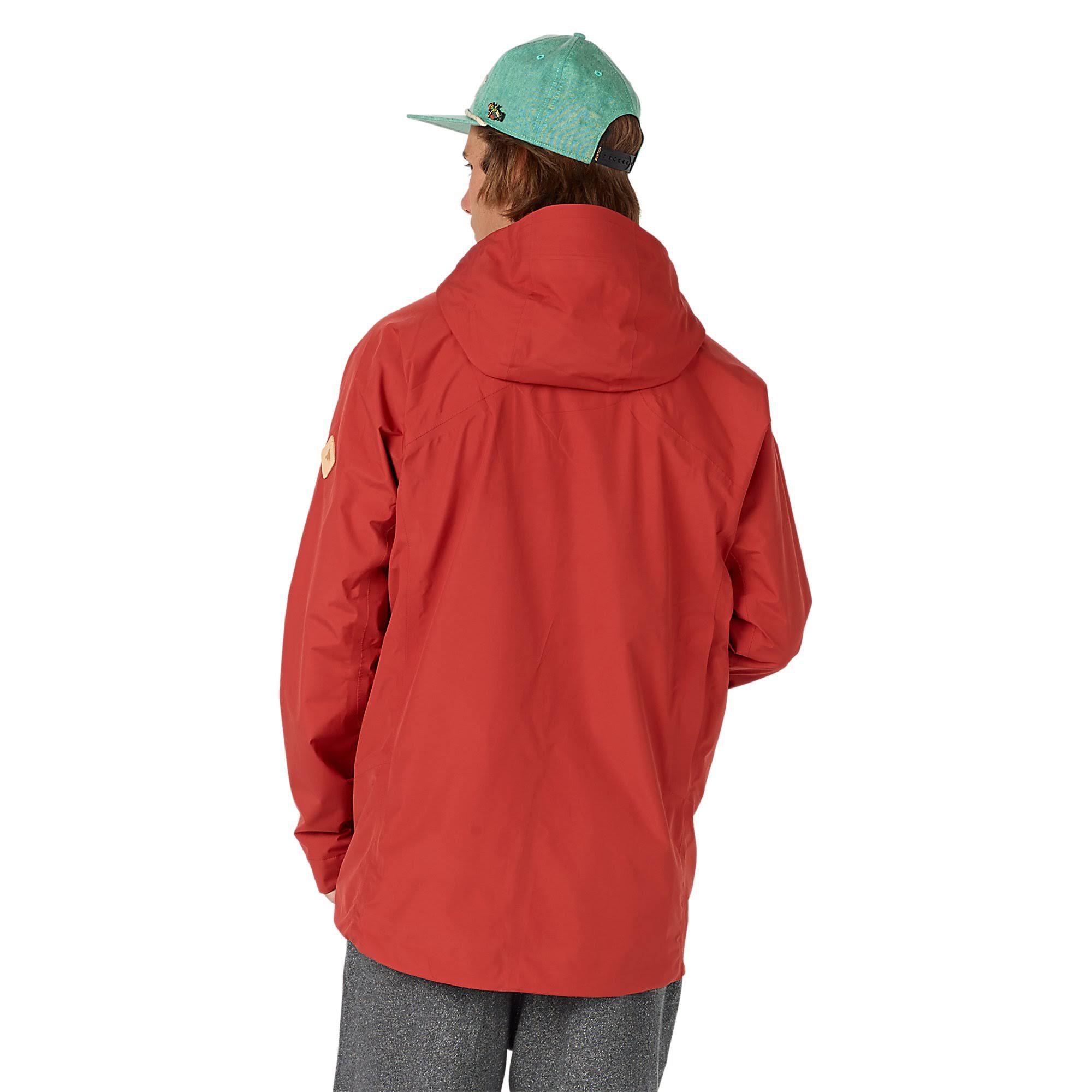 2l Packrite Para Gore Burton Hombre Jacket tex Tandori M pwBWZqf
