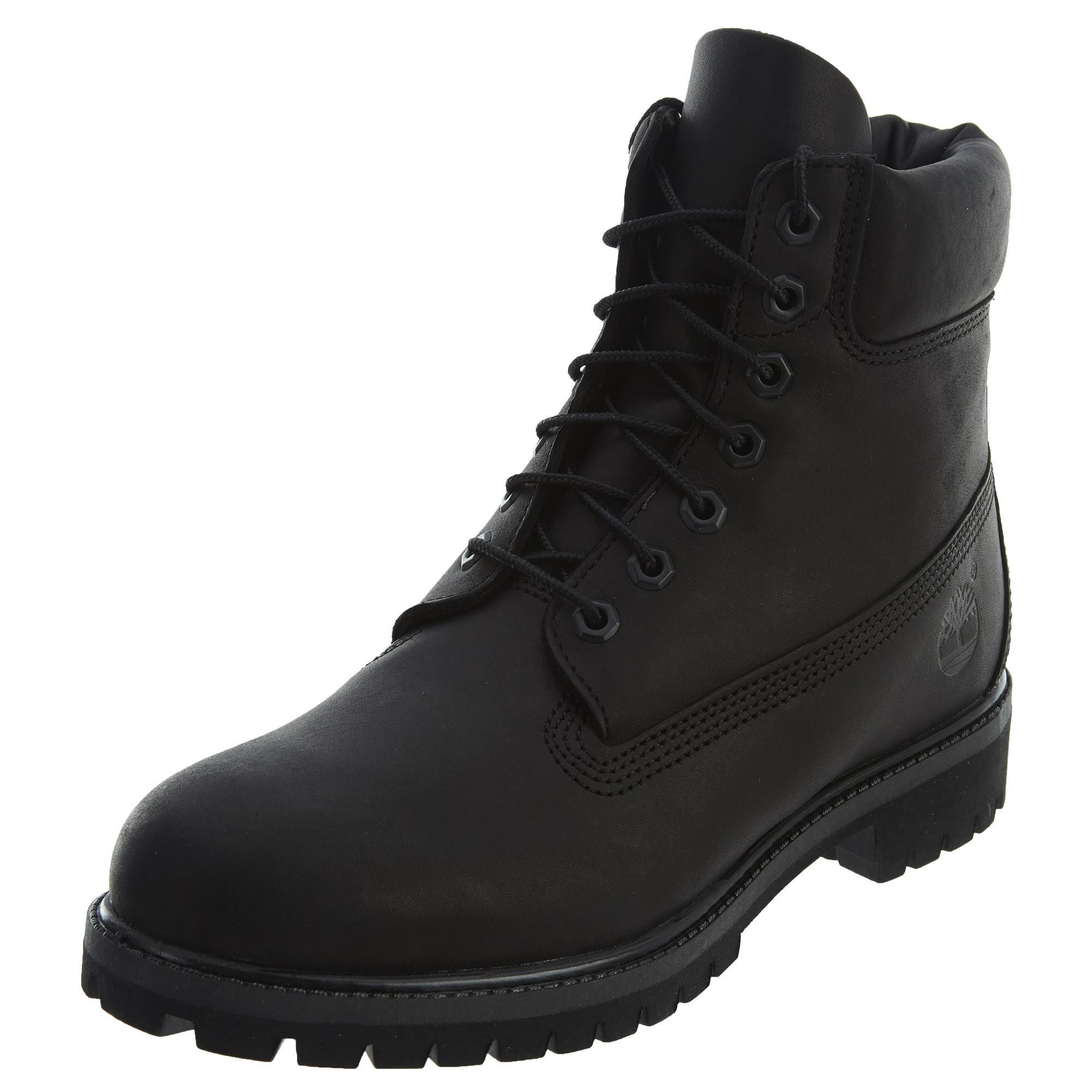 full A1ma6 Black Boot Premium 6 Grain Timberland 11 Inch wKAqIZZ8