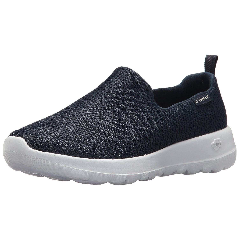Instappers Navy Gowalk Joy wit Skechers SneakerDames Navy OkiTwZPXul