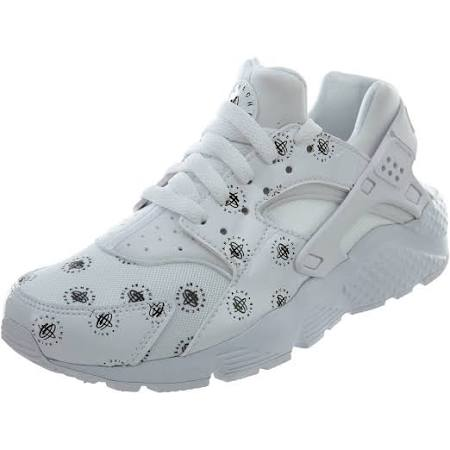 Grade 909143100 Shoes Run black Huarache Boys School Nike White W8PtxOg
