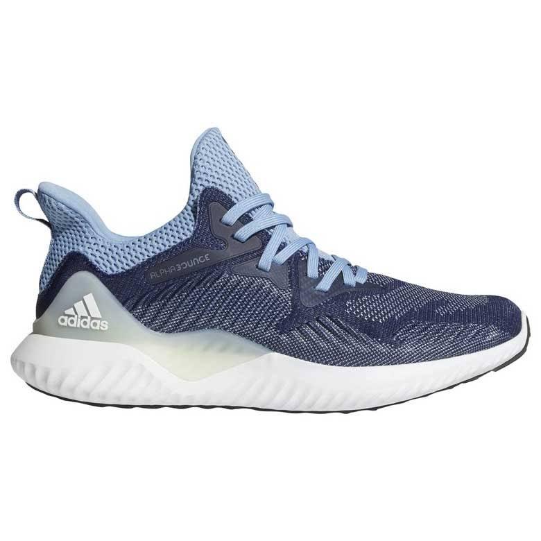 Adidas 5 Beyond Alphabounce Blue Mujer 38 Grey Zapatillas Light vzdnd8