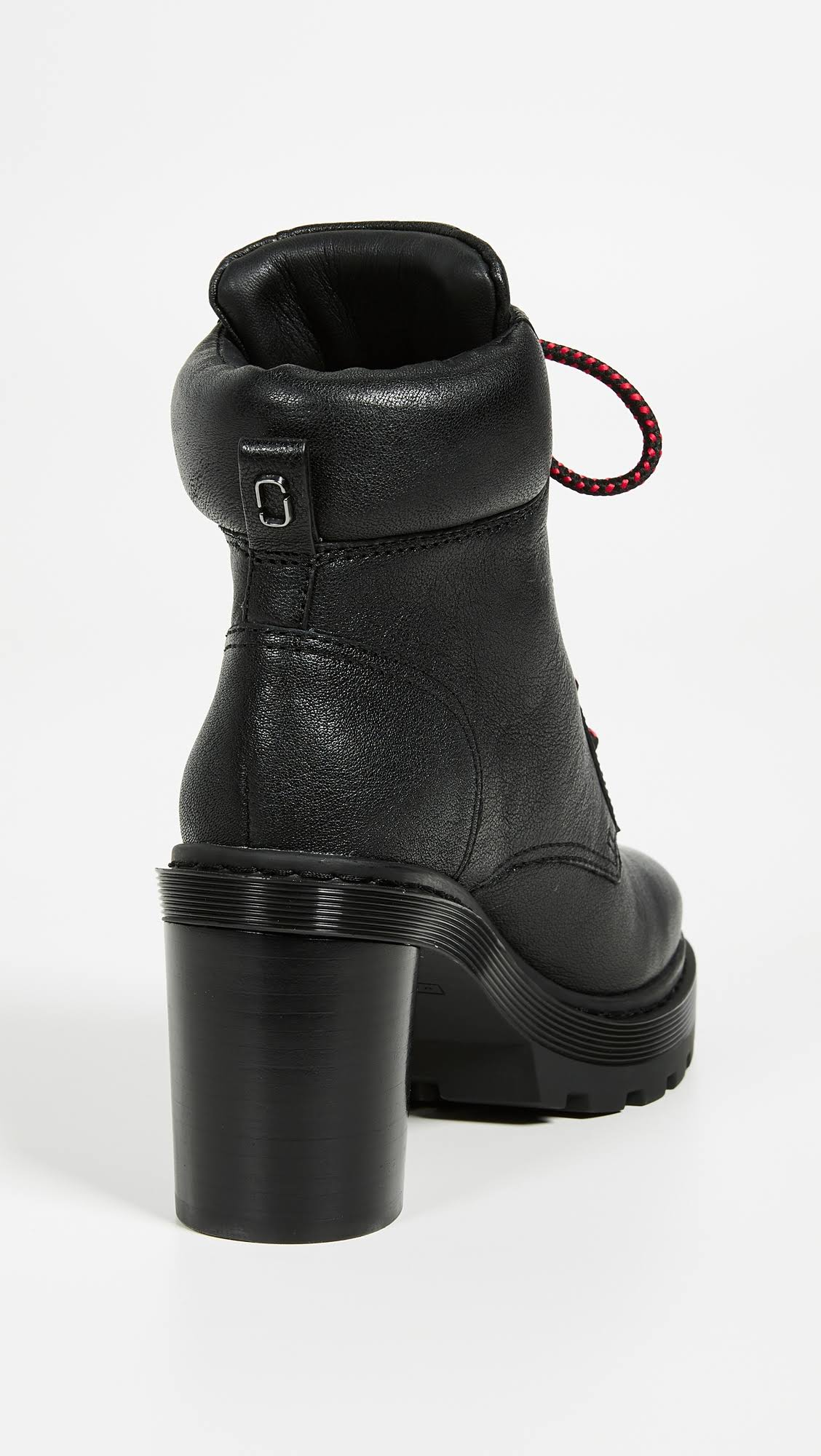 Marc Black Jacobs Leather Crosby Boots Hiking Ankle rrwSv
