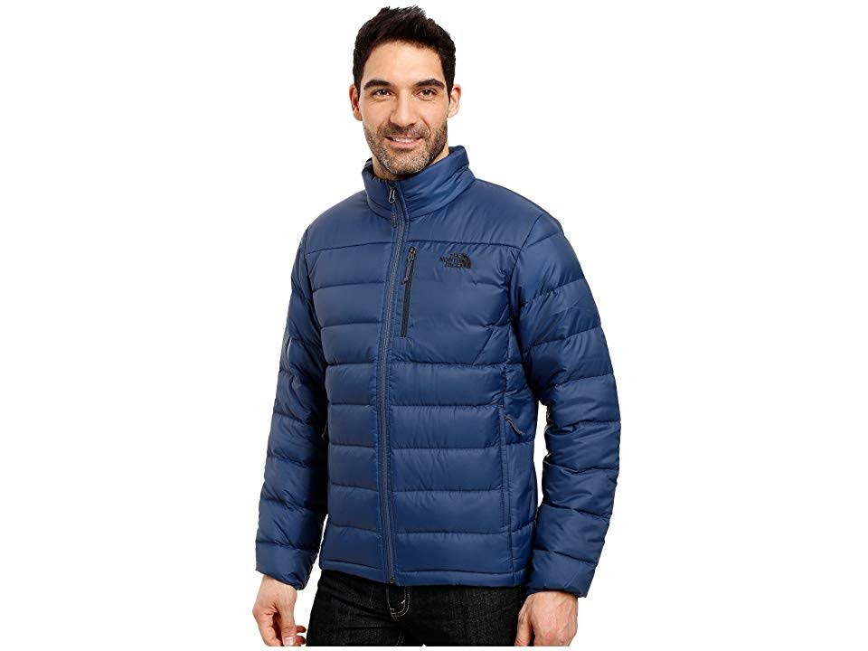 L Face Hombres Sombreado North Para Chaqueta The Azul Aconcagua xCwTwq4F