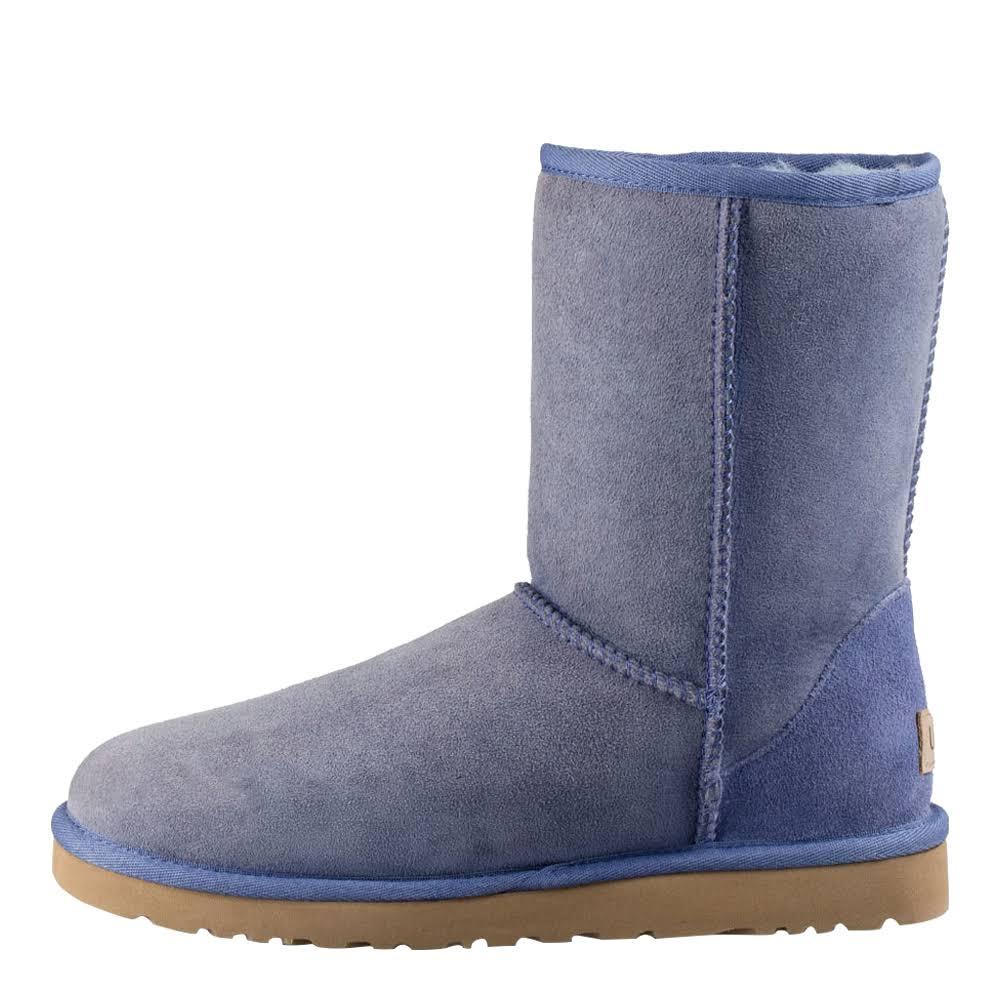 7 Ii Women's Blue Ugg Boots Short Pajama Classic xR0wxtaqp