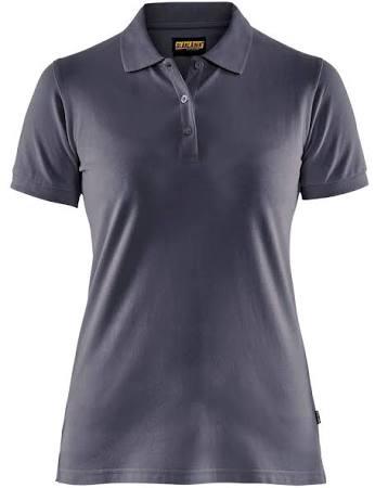 Ladies Polo Shirt - Grey XXXL