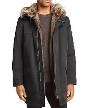Fur Maximilian Negro Furs Parka Natural Pim wUqwA0Zx5