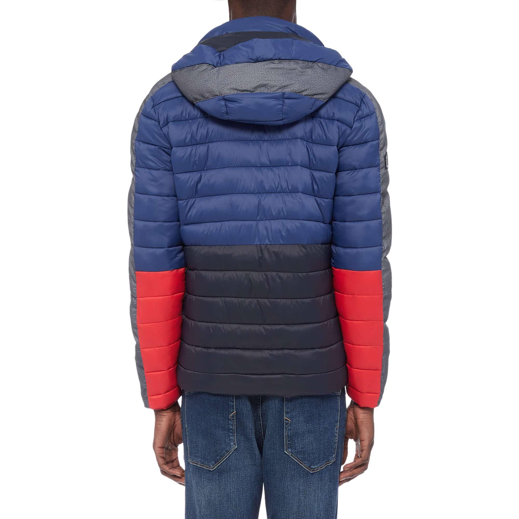 Fuji Superdry Jacket Color Harbournavy Block rxwrqB6