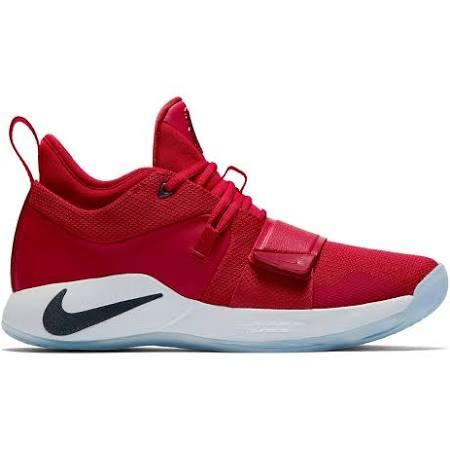 Shoe Pg Size black 2 5 Nike white Men's Red