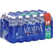 Aquafina Drinking Water 24 Pack - 16.9 oz.