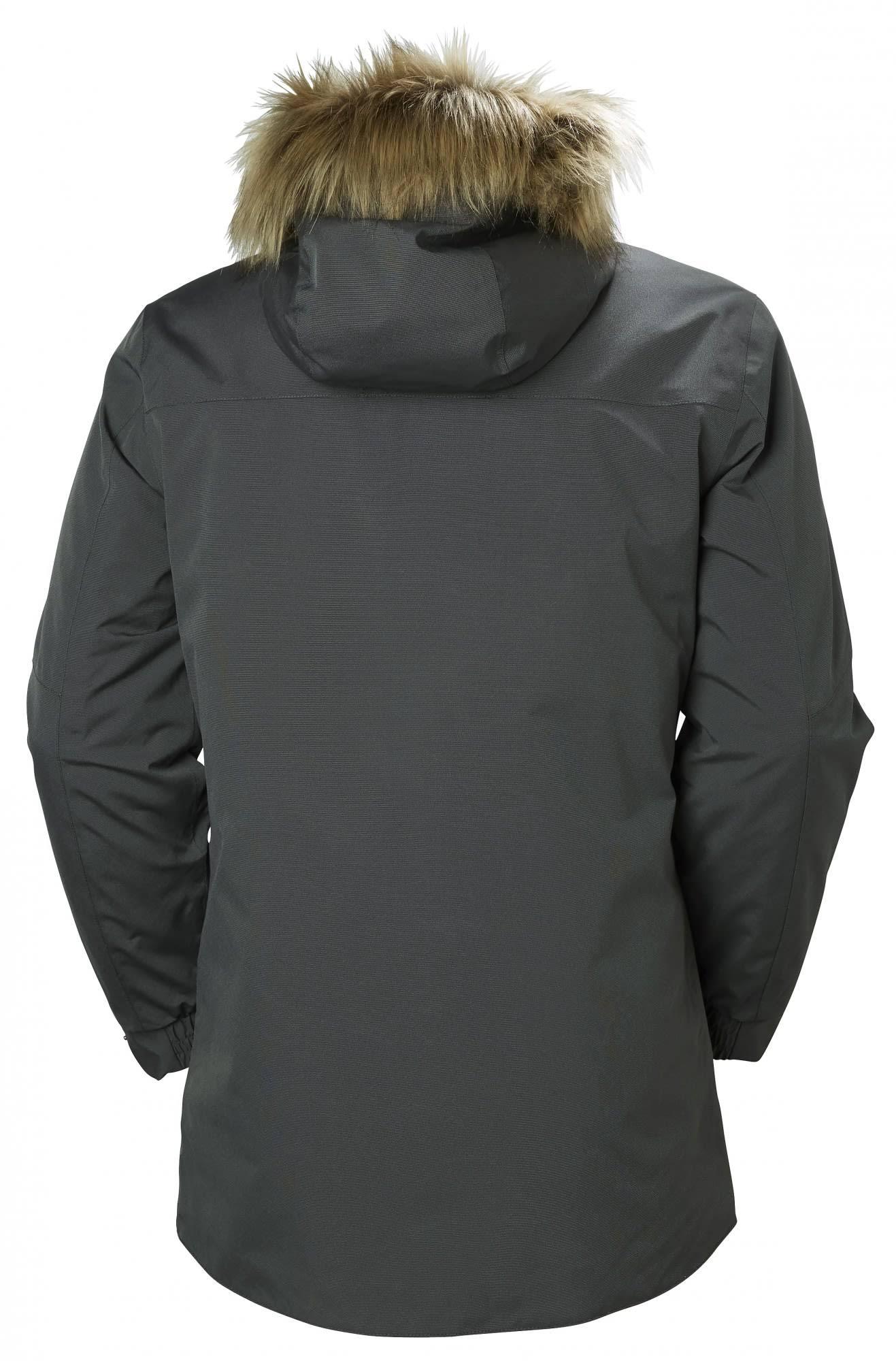 Black Boy's Dubliner Parka Hansen Helly Melange Coat Md qwtX6wn4